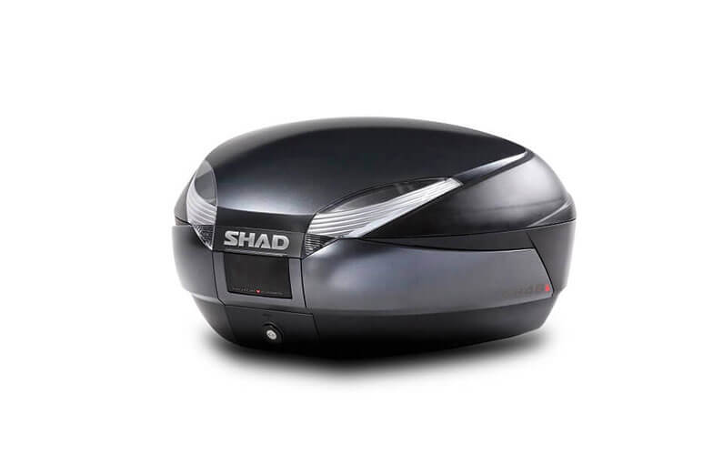 Top Case Shad 48 negro